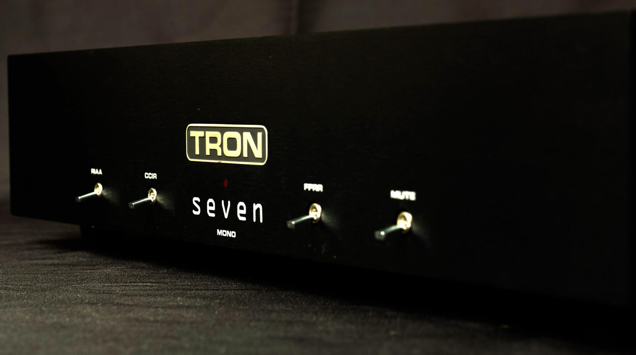TRON Seven Phono Mono 5